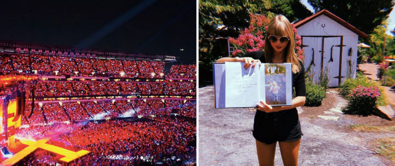 Taylor Swift Misses Home While On Tour - Portfolio d26a61b1955